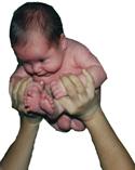няня новорожденному